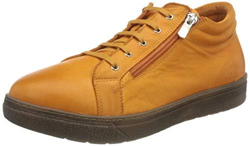 Andrea Conti 4060001, Zapatillas para Mujer, Naranja, 40 EU