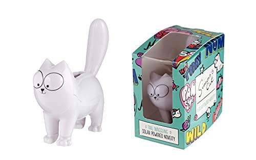 Puckator Solar-Wackelfigur Simon's Cat