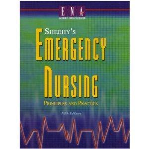 Sheehy's Emergency 5th (Fifth) Edition Nursing byENA