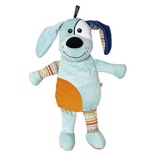 """Fashy Hund\""""Dobby\"""" Kuscheltier mit Wärmflasche, 430 g"""