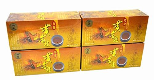 Wuyi Oolong Wulong Schlankheitstee - 100 Teebeutel 60 Tage Zubehör - UK Warenbestand