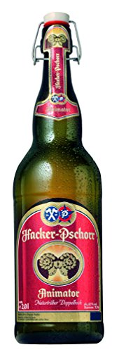 Hacker Animator, bestes saisonales Starkbier, Bockbier aus Bayern, (1 x 2l) inkl. 0,15€ Pfand MEHRWEG