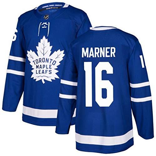 Herren Eishockey Trikots Toronto Maple Leafs 44 Rielly 88 Nylander Genähte Buchstaben Zahlen Langarm T-Shirt Atmungsaktive Sweatshirts