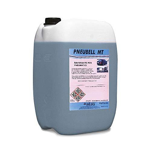 Atas PNEUBELL MT 5 litros. Abrillantador y rejuvenecedor de neumáticos