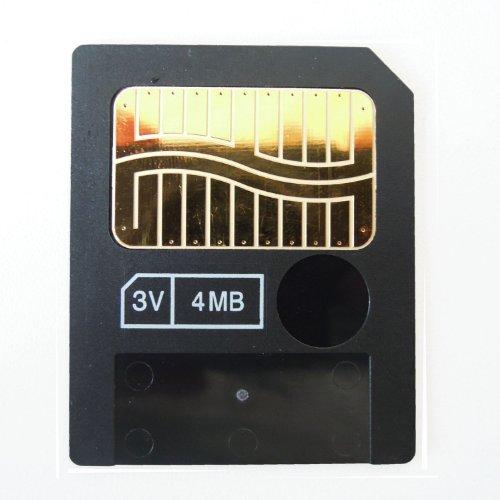 Smartmedia Card 4MB 3.3V - Speicherkarte 4 MB 3.3 Volt