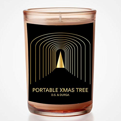 D.S. & Durga Scented Candle | Portable Xmas Tree - 750ml