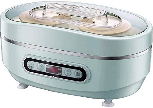 ZXL Yogurtera,Máquina de fabricación de Yogurt fácil eléctrica automática de Revestimiento de...
