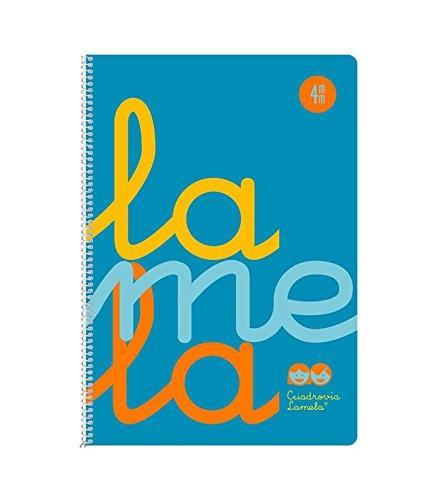Lamela 7FTP004B - Cuaderno, 80 hojas