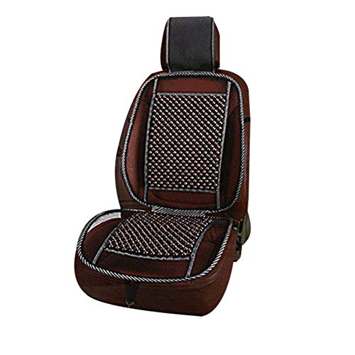 Zomer Universele Massage Houten Kralen Autostoel Cover Koelkussen Mesh Mat Hol Ademend Cool Pad Autostoel Kussen Mar19