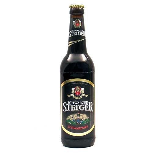Dresdner Schwarzer Steiger (Schwarzbier / 0,5 l / 5,0% vol.)