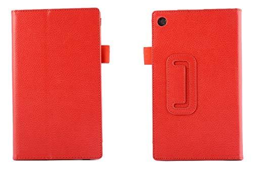 GHC Pad Custodie e Cover per Lenovo Tab 3 7 Essential 7.0, Tablet Case Bracket Flip Cover in Pelle per Lenovo Tab 3 7 Essential 7.0 710F TB3-710F TB3-710I 710i TB3 710 Tab3