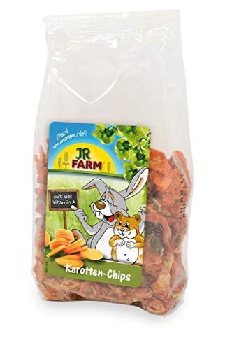 JR Farm Flocons de Légumes Flocons de Carotte - 125 g