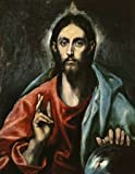 The Poster Corp EL Greco – Museumist As Saviour