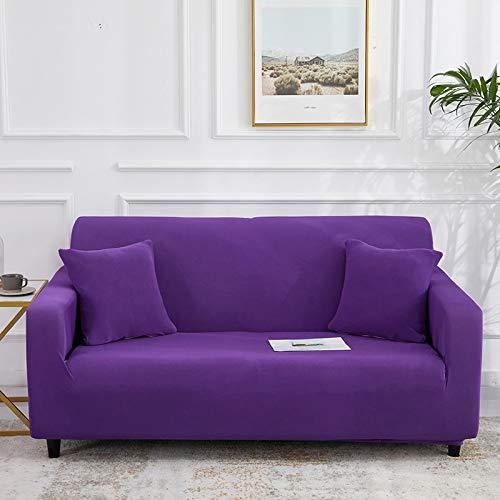 Fundas de sofá elásticas para Sala de Estar Fundas de sofá Fundas de sofá sofá elástico Toalla loveseat A11 4 plazas