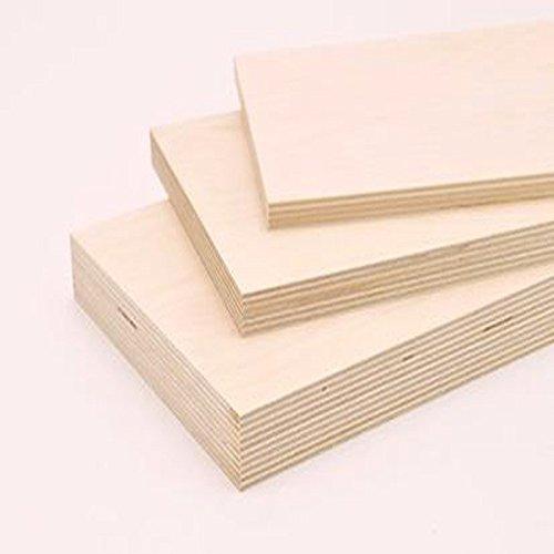 Pannello multistrato betulla ureico mm 18 dimensioni : 50 x 150 cm ( 3 pz.)