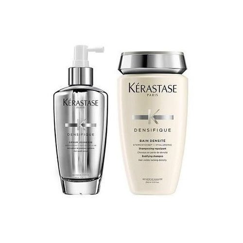 Set Coffret Serum Jeunesse 120 ml + Bain Densité Kerastase (Volumenshampoo)