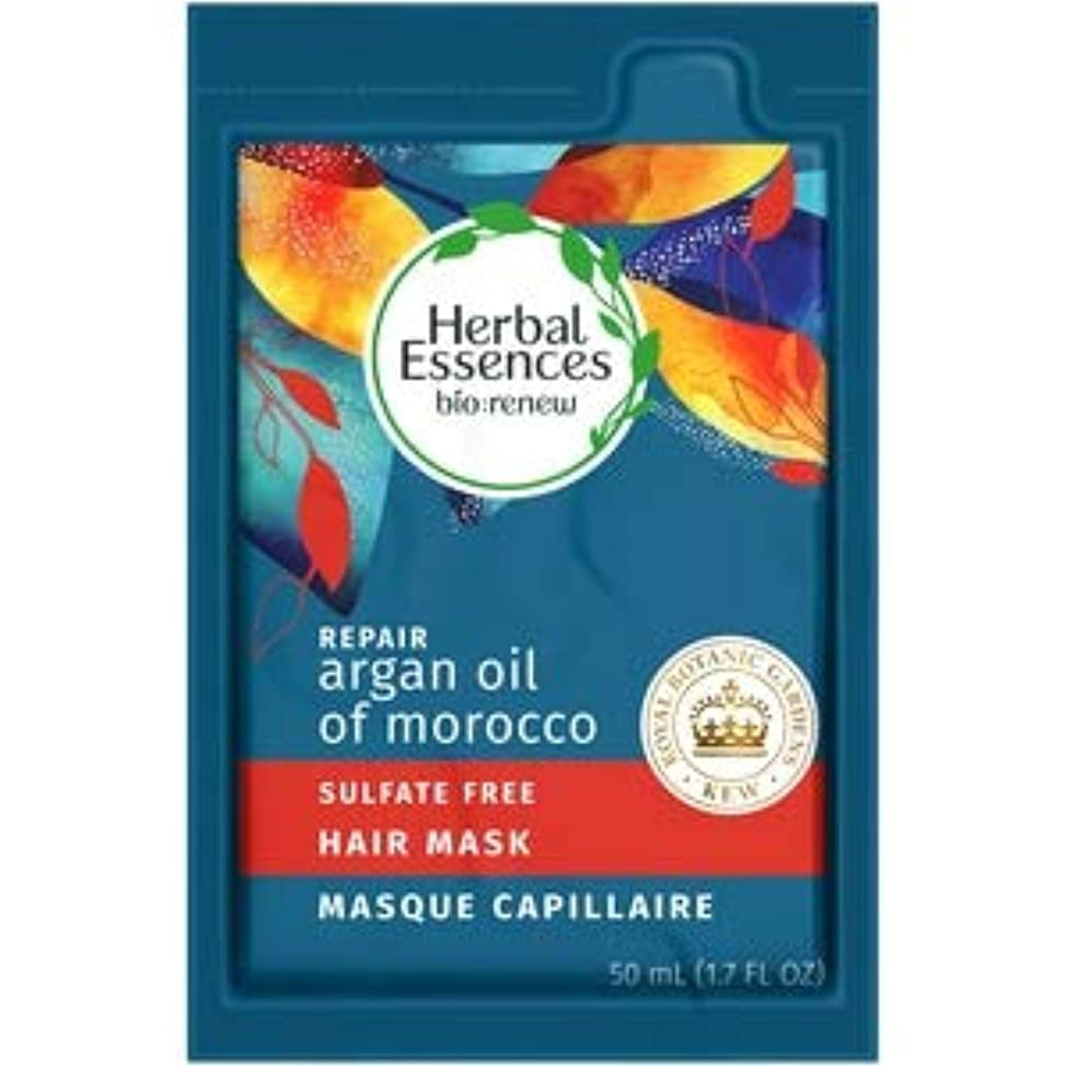 Herbal Essences Repair Argan Oil of Morocco Hair Mask 1.7 fl oz