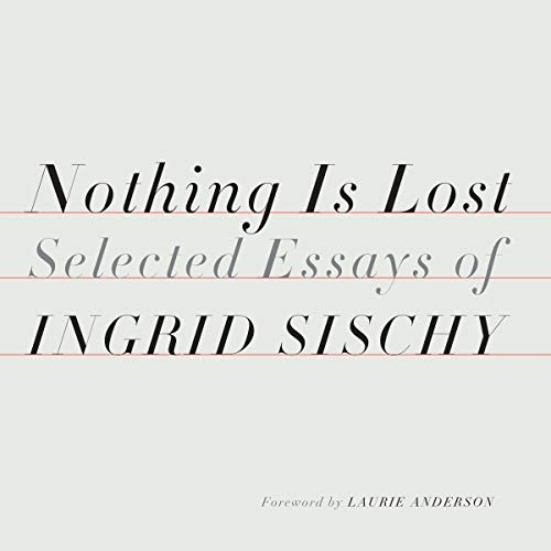 Nothing Is Lost audiobook cover art