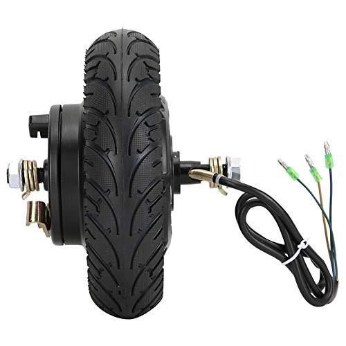 Eosnow Motor de Cubo eléctrico, Tipo de transmisión Dual, fácil de Instalar y Usar, Motor de Rueda, 350 W de Potencia para Bicicleta eléctrica para Scooter eléctrico