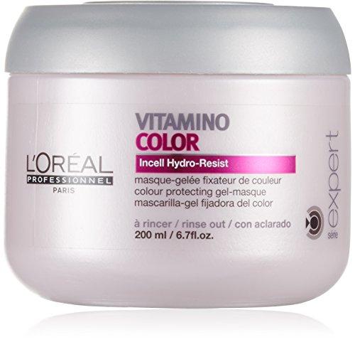 L'Oréal Professionnel - Vitamino Color - Mascarilla-gel fijadora del color - 200 ml