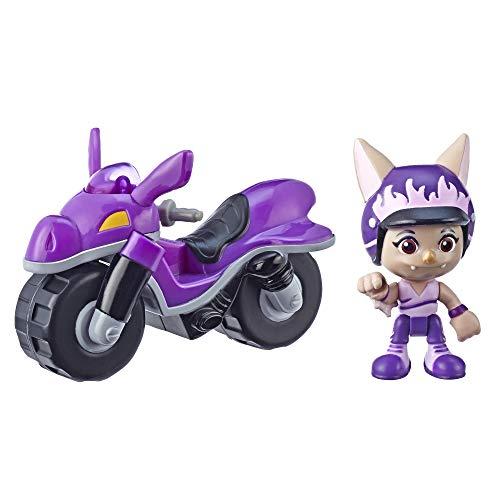 Top Wing Hasbro VEHICULO + Figura Betty Bat
