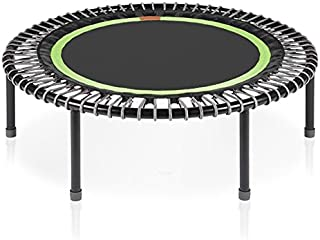 """bellicon Classic 44"""" Exercise Rebounder with Fold-up Legs - Made in Germany - Best Bounce - 60 Day Online Workout Program Included"""