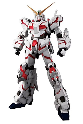 Bandai Hobby PG RX-0 Unicorn Gundam Model Kit (1/60 Scale) (BAN194365)