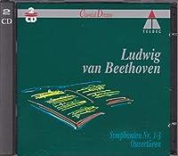 Beethoven / Symphony No.1-3