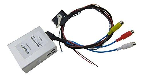 Multimedia Interface Adapter DVD Video DVB-T Radio Navi MFD 3 RNS 510 Columbus