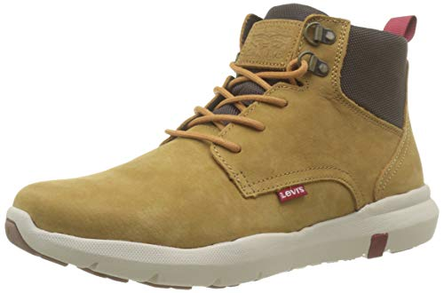 Levi's Alpine, Botas Desert para Hombre, Marrón (Light Brown 26), 44 EU