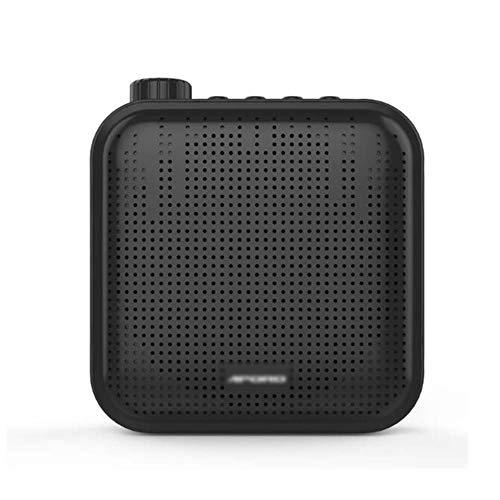 XLY Amplificatore di Voce Mini, Ultraleggero Ricaricabile Microfono Auricolare Portatili Conferenze Insegnante Enhancer Allenatore Amplificatore di Vo