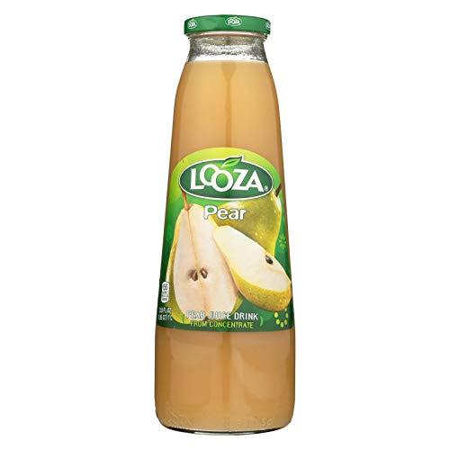 Looza Pear Juice - 33.8 Oz Pack - 6 Case
