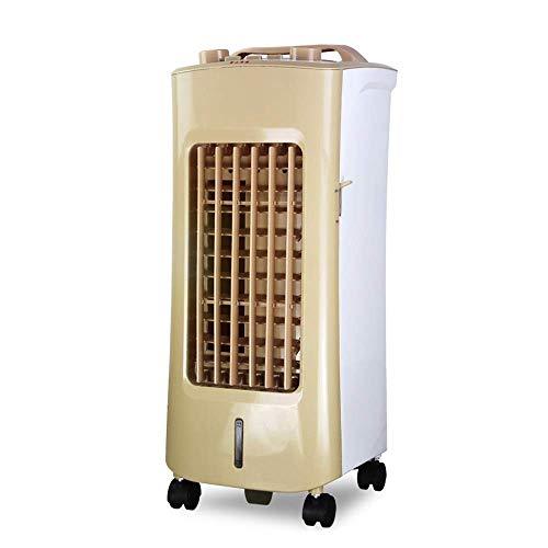 Enfriador de Aire , Aire acondicionado, Móvil, Sin Manguera Enfriador de Aire Aire Espacio Personal Enfriador Portátil Mini Aire Acondicionado Equipo de Aire acondicionado Fresco Calmante Viento Habit