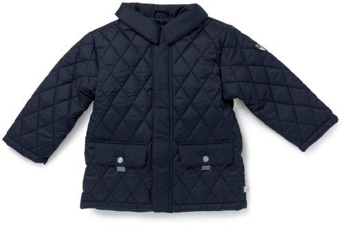 Liegelind Kids-Fun-Fashion 91101 - Jacke wattiert, Größe 74 Farb-Nr. 60 dunkleblau
