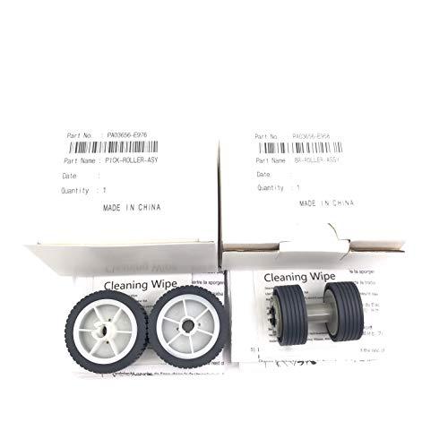 oklili PA03656–0001Pa03656-e958Pa03656-e976Bremse Roller Pick Roller-Set für Tonabnehmer Fujitsu ScanSnap iX500