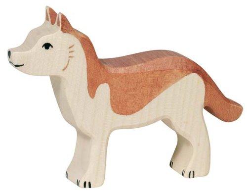 Holztiger Schäferhund, 80358