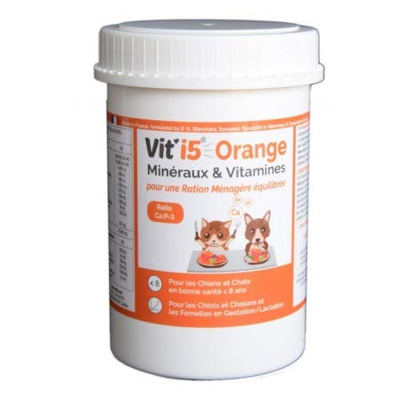 VIT'I5 Orange Pot DE 250G