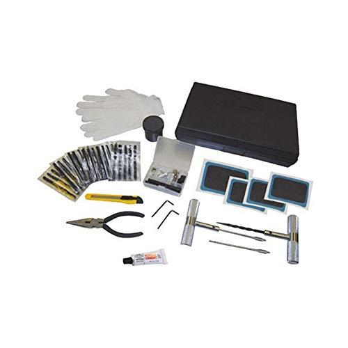YIBANG-DIANZI Kits de reparación de neumáticos de Emergencia 62pcs, Productos automotrices for Exteriores, Kit de reparación Universal de neumáticos portátiles
