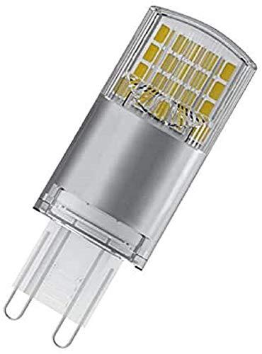 OSRAM Capsula Lampadine LED, 3.5 W Equivalenti 32 W, Attacco G9, Luce Calda 2700K, Confezione da 10 Pezzi