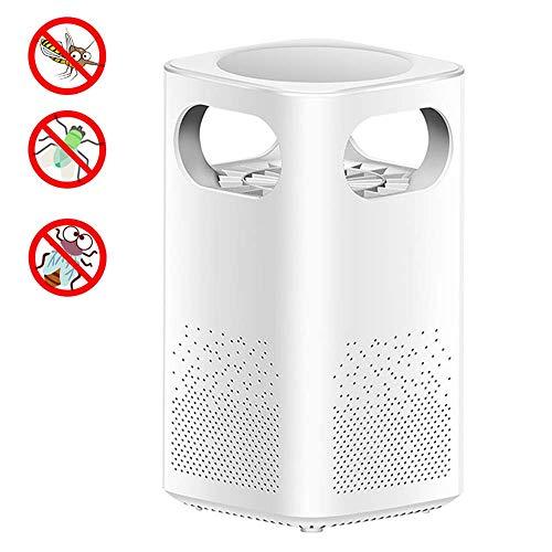 XXCC Lampe Anti-Moustique UV Night Light Photocatalyseur USB Insect Killer Bug Piège à moustiques Muet Lanterne Répulsif Lampe