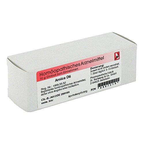 ARNICA D 6 Globuli 10 g