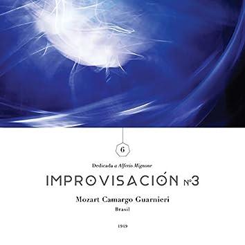 Improvisación Nº 3