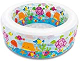 GZCC Swim Center Piscine familiale Goldfish Swimming Pool Piscine Gonflable Piscine familiale Ocean Ball Pool