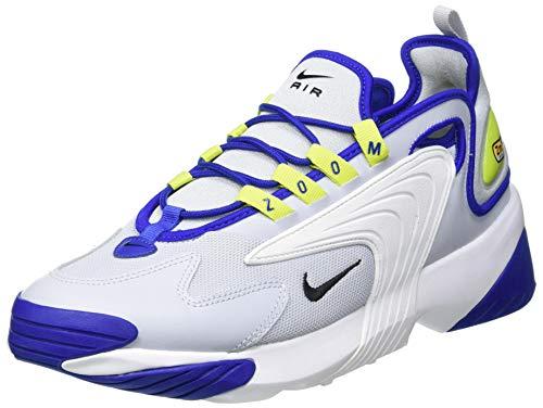 Nike Zoom 2K, Scarpe da Corsa Uomo, Grey/Black, 44 EU