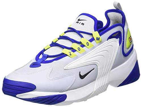 Nike Unisex Zoom 2K Trailrunning-Schuh, Azul, 46 EU