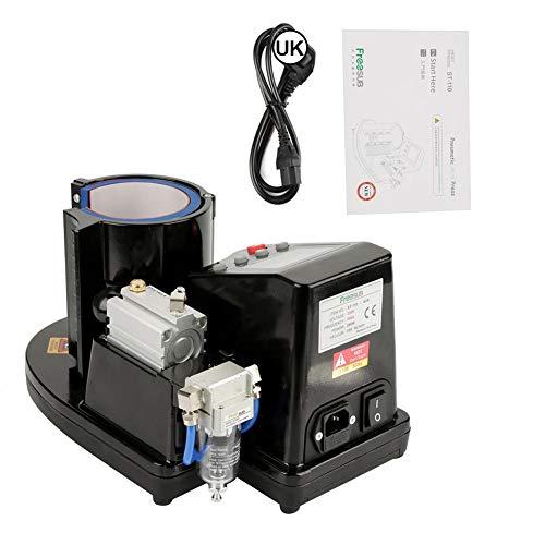 gototop prensa en Caliente Heat Press Machine para impresión de Sublimación en tazas de ML