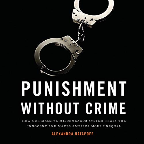 Punishment Without Crime audiobook cover art
