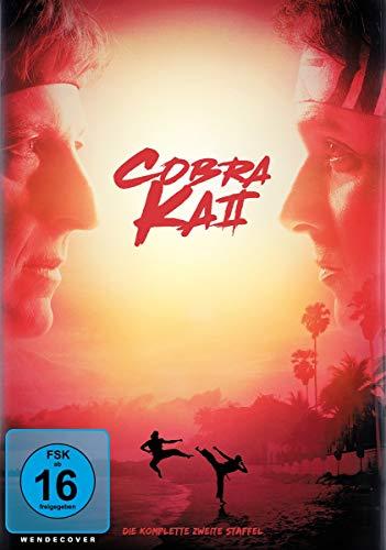 Cobra Kai - Die komplette zweite Staffel [2 DVDs]
