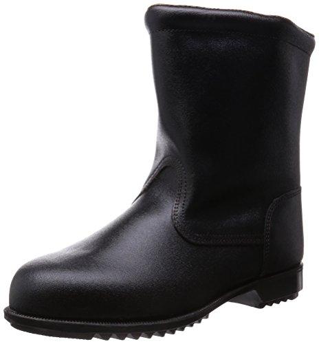 [シモン] 安全靴 半長靴 FD44NS メンズ 黒 27.0cm