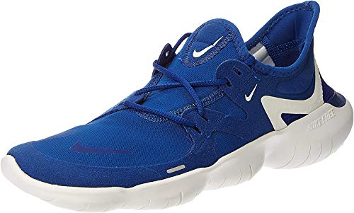 Nike Herren Free Rn 5.0 Leichtathletikschuhe, Mehrfarbig (Indigo Force/Deep Royal Blue 000), 44 EU